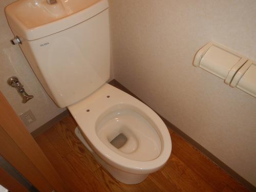 温水洗浄便座取付け工事